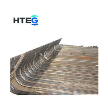 China Kessel Komponenten Wasser Wandpaneele Für Bestehende Kessel ...