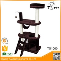Pet Cages Carriers&Houses Type and Cats Application Inexpensive Cat Trees