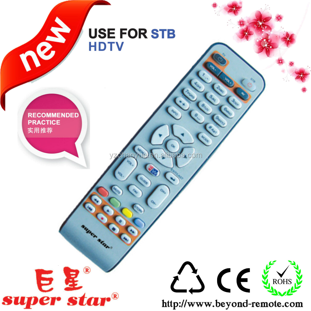 export factory make self-learning remote control codes for stb