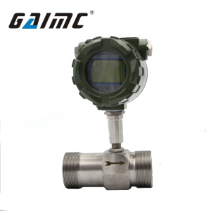 GTF300 High Accuracy LCD Digital Turbine LPG meter