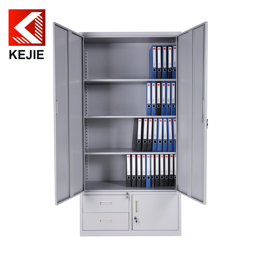 2015 New High End Glass Door Modern Style Cabinet Metal