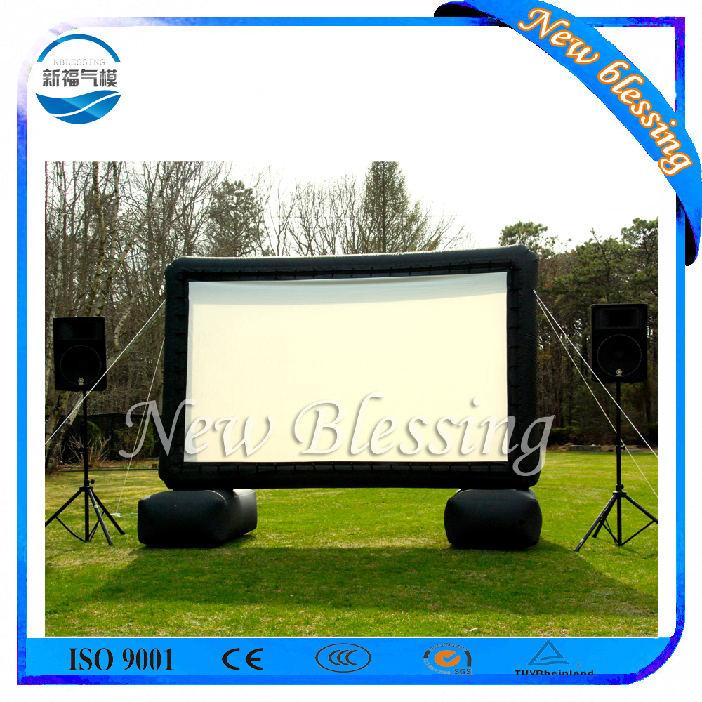 used inflatable movie screen used inflatable movie screen