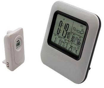 Mesa Estação De Previsão Do Tempo Termômetro Higrômetro ...