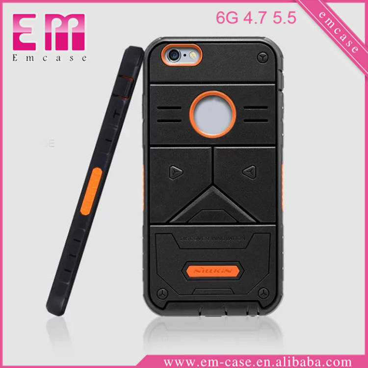 For iPhone 6 Shock proof Defender defending case for iPhone 6 6S Plus