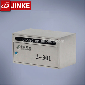 American keyless lock for mailbox password apartment building parcel box