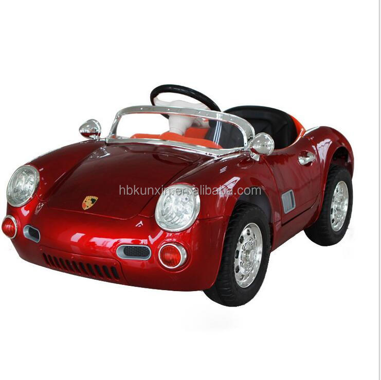 Kids ride on remote control power car / children electronic toy car 4 MOTOR