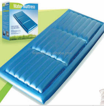 cooling inflatable water bed mattress buy water bed. Black Bedroom Furniture Sets. Home Design Ideas