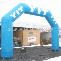 Outdoor Event Used Inflatable Advertisement Inflatable Arch