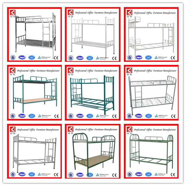 low cost comfortable adult queen size double decker metal bunk bed frame - Bed Frame Cost