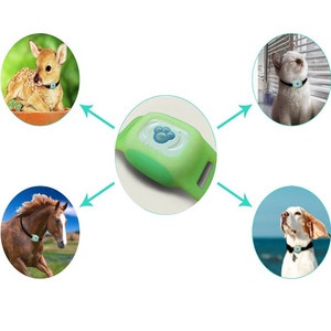 Waterproof Pet GPS Tracker Android IOS App Dog GPS Tracker/animal gps tracking