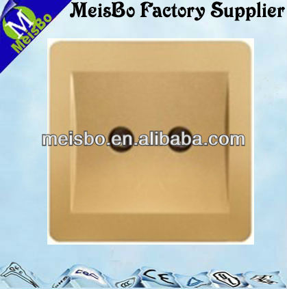 2013 multifunctional English wall switch face plate