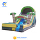 High quality tropical wet n dry inflatable slide, cheap inflatable slide, playground inflatable water slides for sale