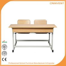 Latest product low price child study table and chair for wholesale