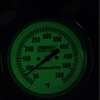 Glow in dark BBQ Grill Thermometer Luminous bbq temperature gauge