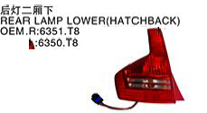 Oem 6351t8 6350t8 For Citroen Quatre 08 11 Bx3 C4ii Auto