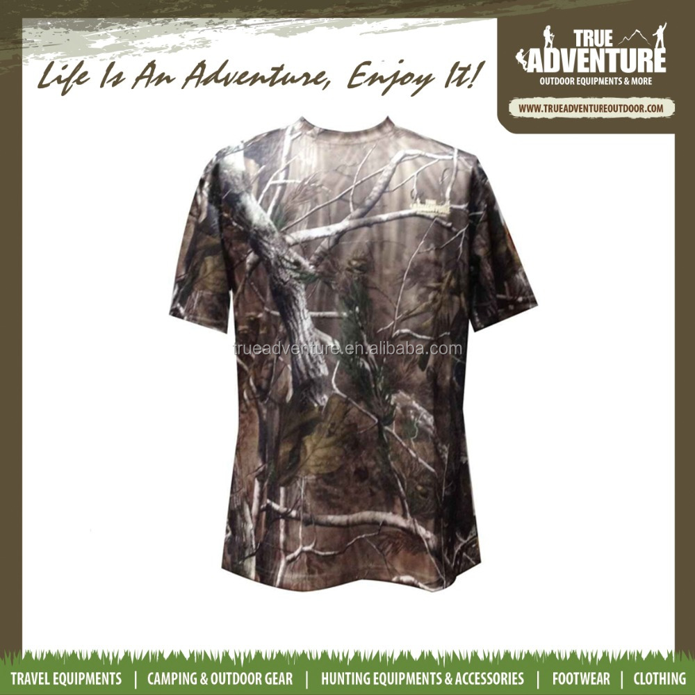 waterproof quick dry outdoor hunting hiking mens camo shirts