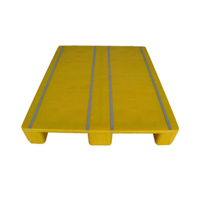 Industrial and hygienic pallets solid Plastic Pharma Pallet