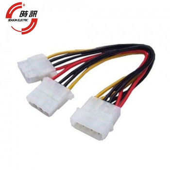 waterproof awm 20861 105c 60v vw-1 engine wiring harness connector for  sumitomo-c