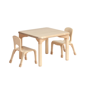 Factory Price Cheap Children Baby Study Table and Chair Used School