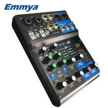 hot sellling professional 6 channel passive audio mixer