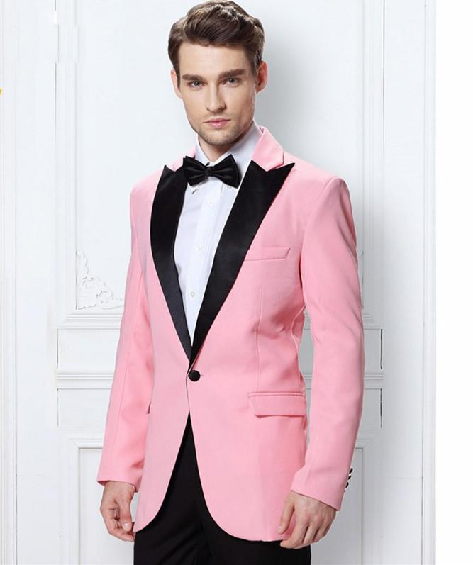 Venta al por mayor chaqueta boda invierno rosa-Compre online los ...