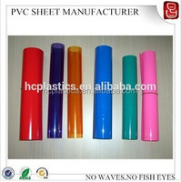 stationery grade sheets/plastic pvc sheet greenhouse cover/plastic bed cover sheets
