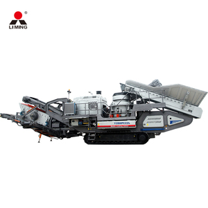 Widely Used Crawler Mobile Crushing Plants, Cone Mobile Crushing Station