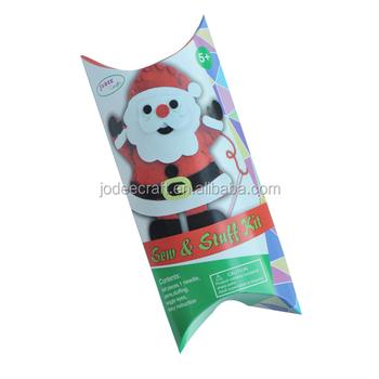Hot Sell Christmas Diy Craft Sewing Ideas Santa Claus Buy Sewing