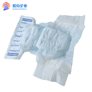 disposable absorbent pad printed adult diaper soft and dry adult diaper