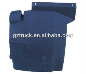 Shipping from China, Reliable quality auto parts rear mudguard 1363821 RH 1363820 LH for Daf trucks