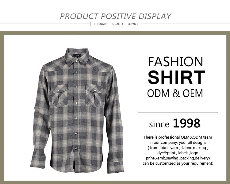 6c23f82b64d Модные oem оптовая продажа плед удобные мужские фланелевые рубашки  производитель