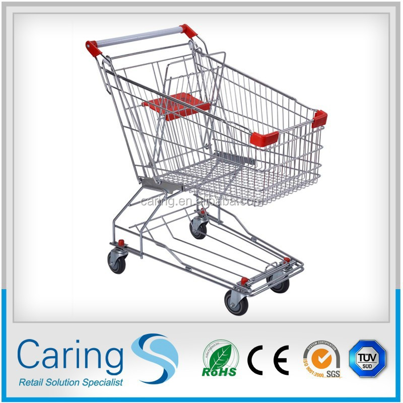 shopping cart trolley for south American market