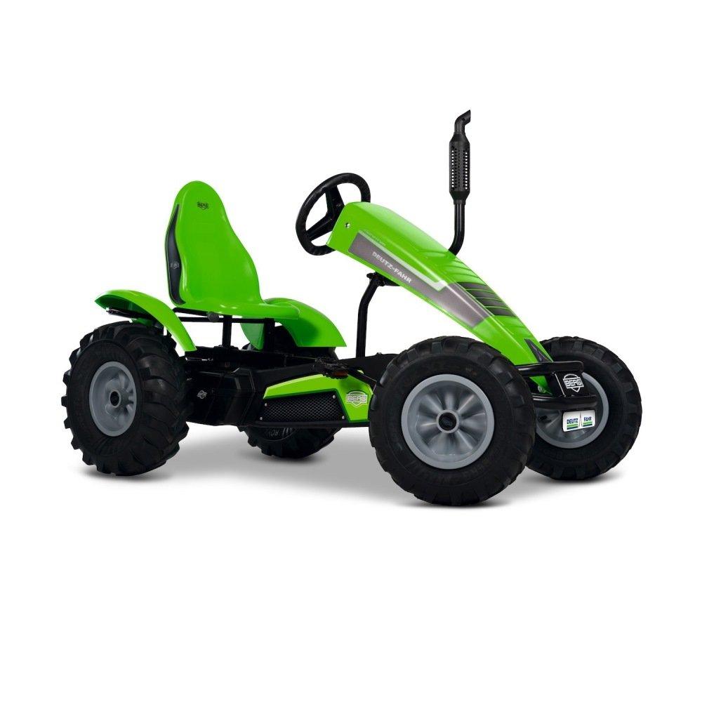 Get Quotations · Berg Toys - Deutz Fahr Bfr-3 Kart À Pédales