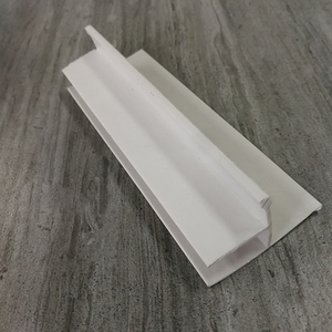 F type plastic clip for ceiling panel and wall panel