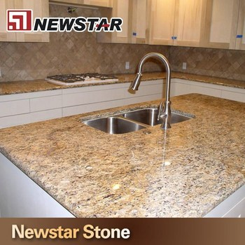 China Polished Prefab Kitchen St Cecilia Granite Countertop Buy