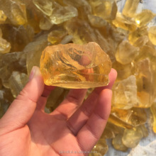 Wholesale Natural citrine Crystal Stone Rough Rock for Carvings