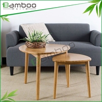 cheap top quality shape triangle end table for outside