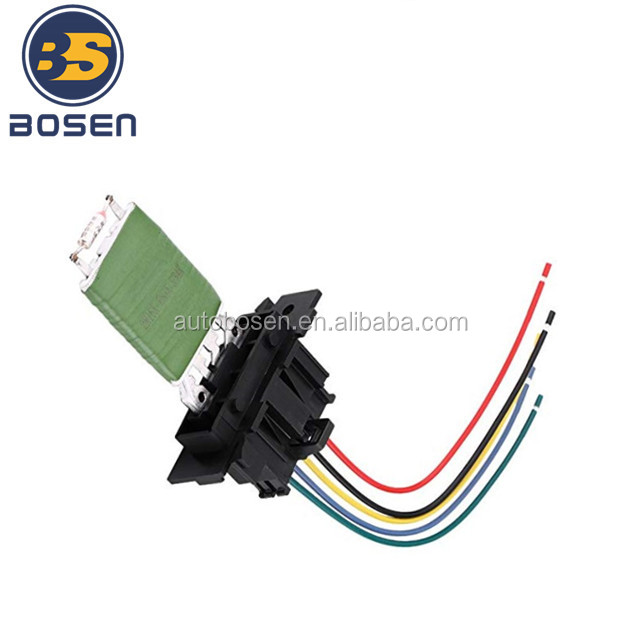 New Heater Blower Motor Resistor Harness