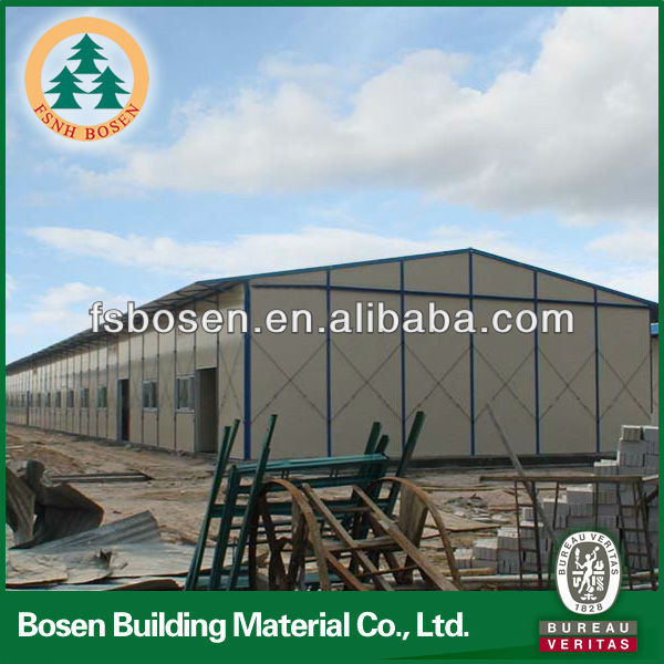 prefabricated houses for mushroom cultivation