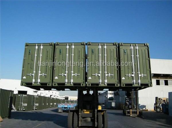 20ft Quadcon Tricon Mini Storage Box 5ft 6ft Shipping