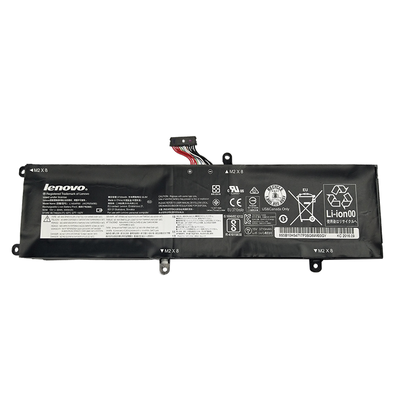 60W Replacement Laptop Battery for Lenovo Y700P-14(super X) External Laptop Battery