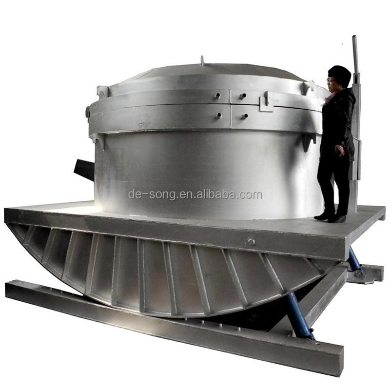 1500kg Dc Arc Furnace Manufacturer