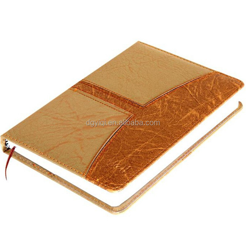 Leather filofax executive diary 2015