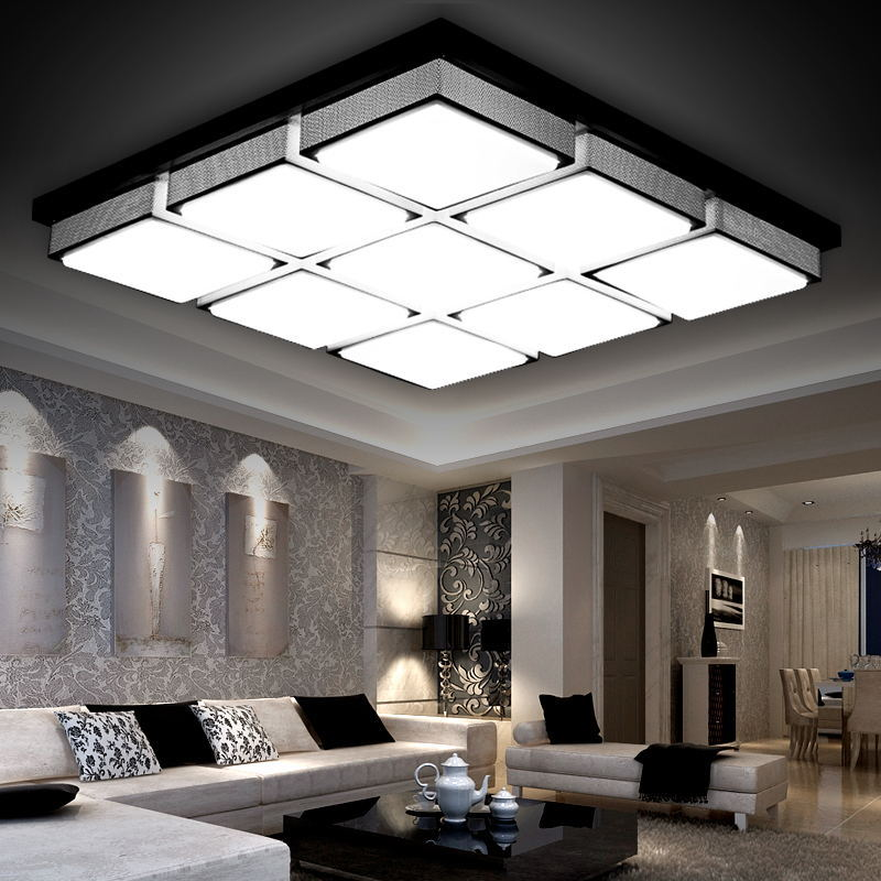 Modern Living Room Ceiling Lights Zion Star