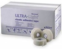 "88823330031 Tape Ultra-Light Athletic Elastic 3""x7.5yd 16 Per Case Part No. 88823330031 by- Kendall Sherwd D&G Vet"