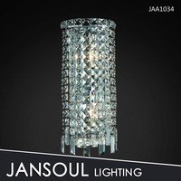 High quality crystal wall mounted desk lamp