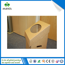 2-13mm PP hollow board overloaded hover recycle coroplast bin