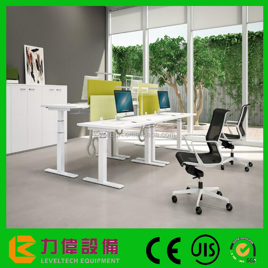 Height Adjustable Desk Sit Stand Desk Table