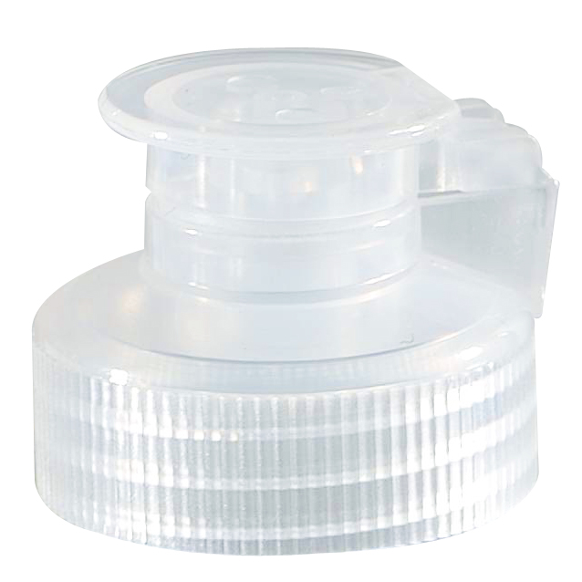 new 28mm non-spill flip top cap hot sale plastic lid