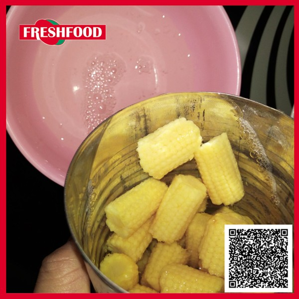 China wholesale market sweet corn price canned baby corn
